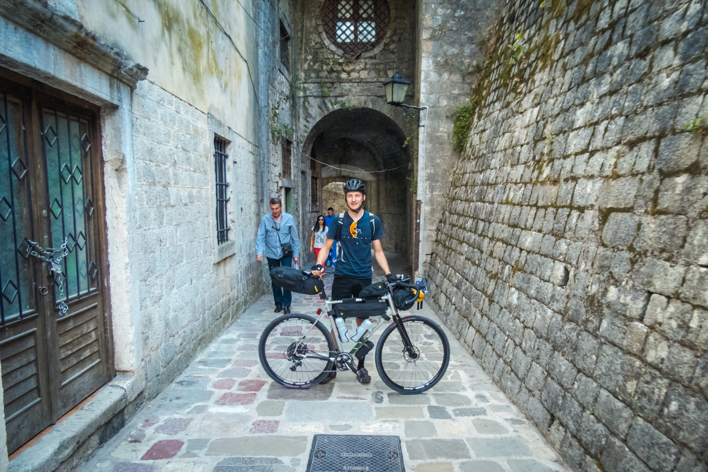 bikepacking the balkans